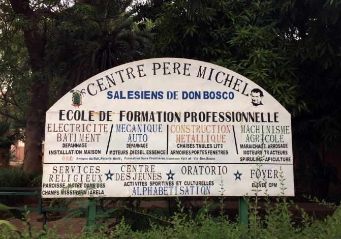 Cefiner-Mali-Centro-Pere-Michel