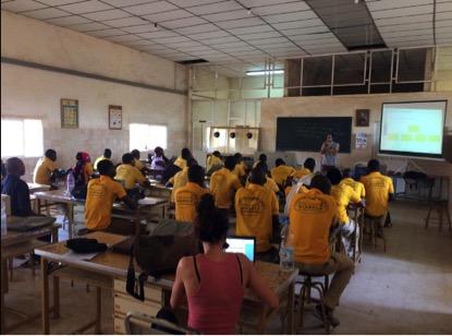 Cefiner Eficiencia Energética Mali